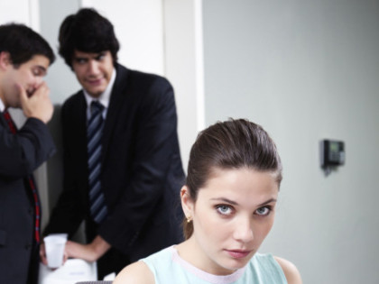 Discrimination and harassment from hostile coworkers